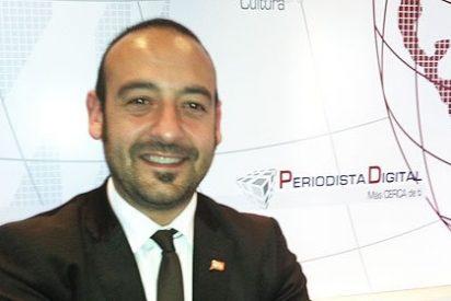 """Jordi Cañas (Ciudadanos): """"CiU ha escondido el debate sobre su pésima gestión detrás de la estelada"""""""