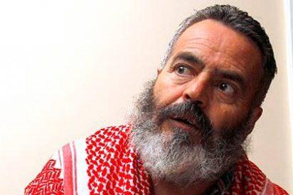 Sacan a pasear a las mujeres y al padre falangista de Sánchez Gordillo, el 'Robín Hood' andaluz
