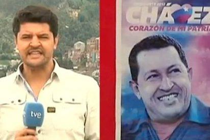 """ABC carga contra el tratamiento de TVE a Hugo Chávez: """"Qué bárbaro, ni 'Aló, presidente', vamos"""""""