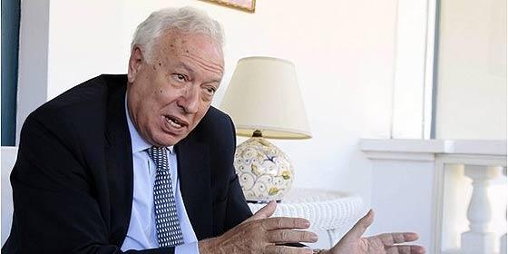 """García-Margallo:""""El único que nos puede ayudar es el Banco Central Europeo"""""""