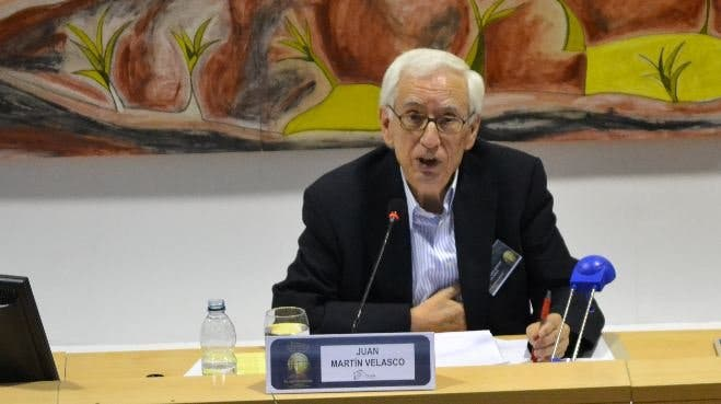 """Martín Velasco: """"El ser humano anhela y necesita de la experiencia mística"""""""