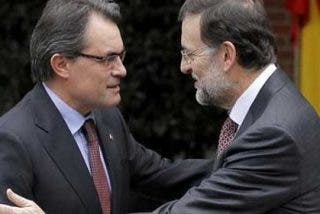 Mariano Rajoy gana 6.515 euros brutos al mes y Artur Mas 10.202 euros