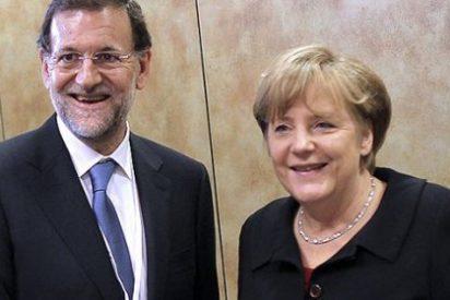 """Merkel le va a """"aconsejar"""" a Rajoy que no pida el rescate"""