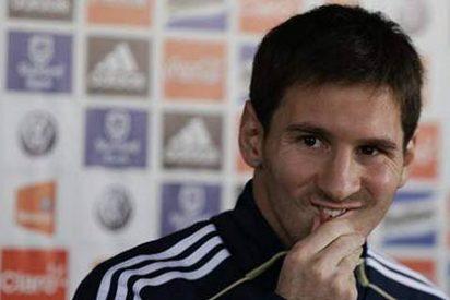 """Los hinchas de Perú reciben a Messi al grito de """"Cristiano, Cristiano"""""""