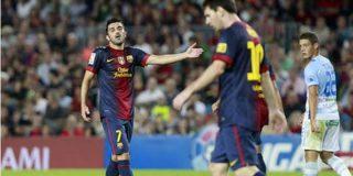 """Jorge d'Alessandro da su particular visión de la bronca de Messi a Villa en el partido contra el Granada: """"Tiene que obedecerlo. El argentino es el jefe, el número 1"""""""