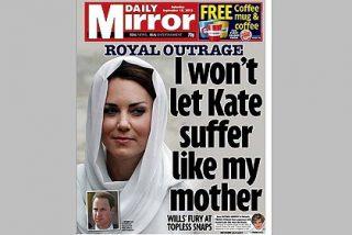 El topless de Kate Middleton desnuda la hipocresía de la prensa británica