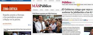 Público 'reinventa' el periodismo: contar lo que no pasa