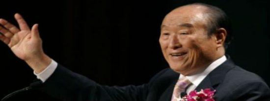 Fallece Sun Myung Moon, fundador de la Iglesia de la Unificación, a los 92 años