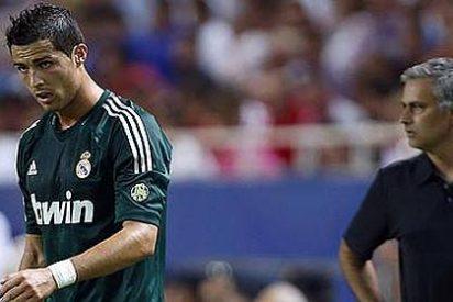 El Real Madrid sale con la 'caraja', se despista y pierde 1-0 con el Sevilla