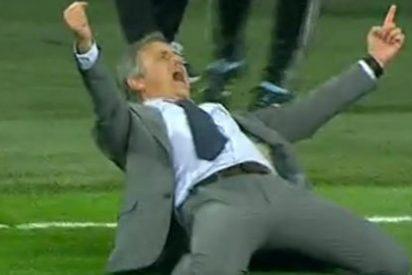 """Un ex-vicepresidente del Barcelona insulta gravemente a José Mourinho: """"Lamentable el psicópata celebrando los goles como si fuera un jugador"""""""