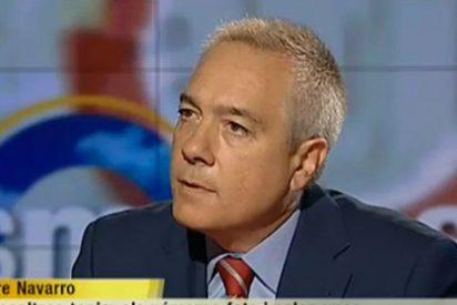 Pere Navarro en TV3: