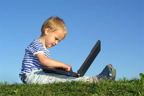 Los niños no son ordenadores