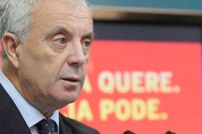 Si Pachi Vázquez no sabe dirigir su partido, ¿cómo va a dirigir a los gallegos..?