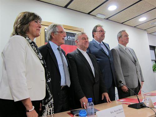 """Cáritas inaugura un proyecto de """"atención integral e integrada"""""""