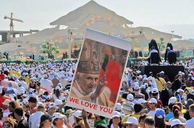 El milagro del Papa valiente