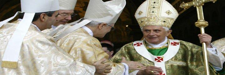 """El Papa dice que el obispo """"debe ser amable con todos, apto para enseñar y paciente en las pruebas"""""""