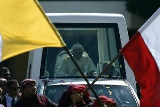 """Benedicto XVI, a los líderes religiosos y culturales: """"Si queremos la paz, defendamos la vida"""""""
