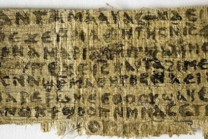Jesucristo estuvo casado según revela un antiguo papiro escrito en copto