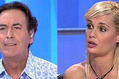 Momento irrepetible en 'MyHyV': entre lágrimas y broncas, la ex actriz porno, Miriam Sánchez, insinúa que le ha puesto los cuernos a Pipi Estrada