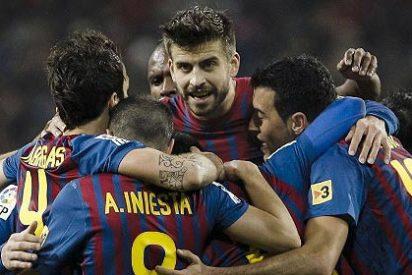 Los jugadores del Barça exigen que en sus vuelos sólo haya azafatas