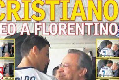 """'As' pone en el punto de mira a Cristiano Ronaldo y cierra filas en torno a Florentino Pérez: """"Sacamos una portada fuerte en la que nos posicionamos en este conflicto"""""""