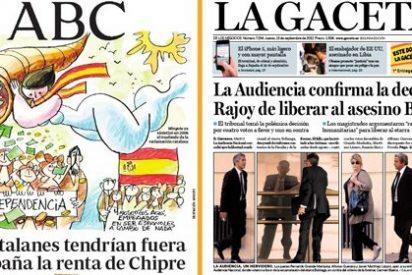 ABC 'resucita' a Mingote para atacar a Mas