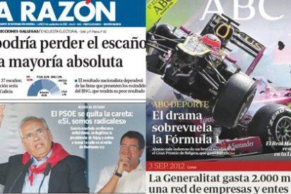 Marhuenda amarga a Rajoy con pésimas noticias sobre Galicia