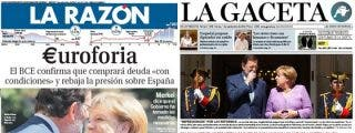 Póngase a cubierto: La Gaceta predice un inminente rescate de España
