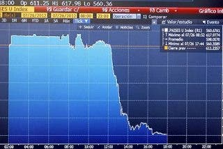 """La prima de riesgo española sigue """"eufórica"""" tras el anuncio del BCE"""