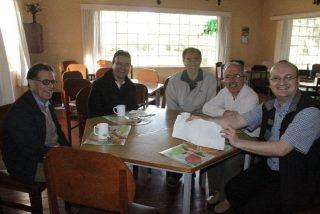 Los jesuitas adelantan a 2014 la integración de sus provincias en España