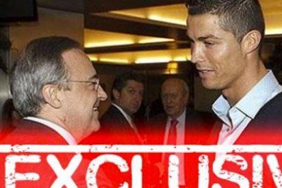 "Florentino, a Cristiano: ""Sabes que en el Madrid te queremos"""