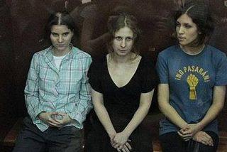 La Iglesia ortodoxa pide clemencia para las Pussy Riot
