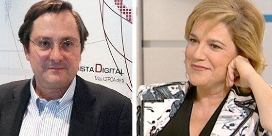 """Marhuenda a Rahola: """"Pilar, Cataluña nunca fue independiente"""""""