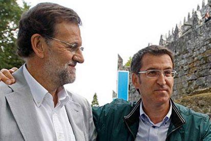 """Alberto Núñez Feijóo: """"En las elecciones me la juego yo y los gallegos, no Rajoy"""""""