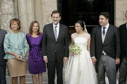Ruiz-Gallardón casa a su hijo, con Rajoy, Feijóo, Florentino y Tapias de invitados