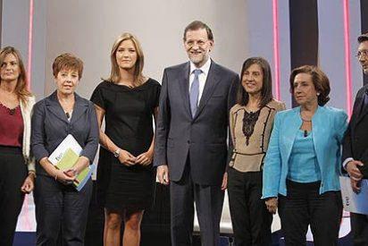"""Rajoy en el escaparate: fin del """"en boca cerrada, no entran moscas"""""""