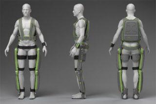 Una mujer británica, primera en utilizar un exoesqueleto de forma permanente