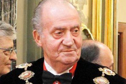 El Rey sale al paso del desafío secesionista de CiU... desde un blog