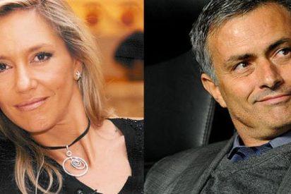 """La periodista Marta Robles también sacude a Mourinho: """"Si tan mal te caemos los españoles, ¿por qué no pasas del dinero que te pagan y te largas a algún equipillo de tu tierra""""?"""