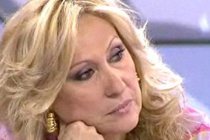 En 'Sálvame' caen como moscas: tras Belén Esteban, es Rosa Benito la que se retira temporalmente y el programa no volverá a especular sobre ella