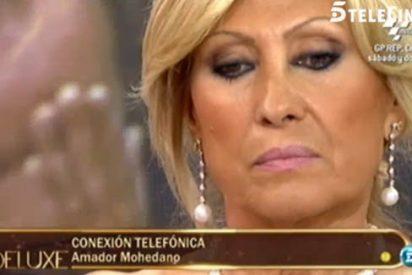 Todo el dolor, la humillación y las reacciones posteriores de sus compañeros al hundimiento de Rosa Benito en el 'Deluxe'