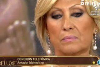 Mentiras, enfrentamientos, incoherencias y 'alcoholismo' en el cara a cara de Rosa Benito con sus compañeros en el 'Deluxe'