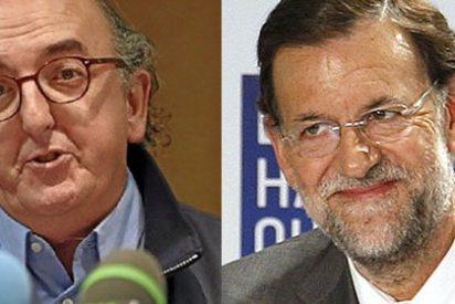 """Jaume Roures, sobre la vuelta de las radios a los campos de fútbol: """"Es la única promesa que ha cumplido Rajoy para que las emisoras no le deis palos"""""""