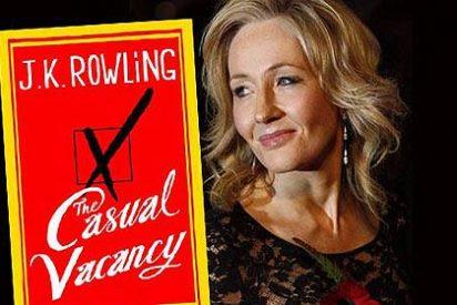 Sexo, drogas y política en el nuevo libro de la autora de Harry Potter
