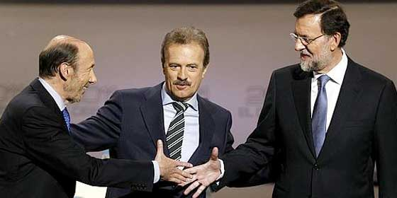 La primera entrevista en televisión a Rajoy no se la hará Ana Pastor, sino su sustituta
