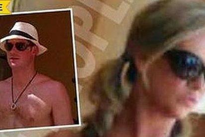 Así es la compañera de fiesta en Las Vegas del Príncipe Harry de Inglaterra
