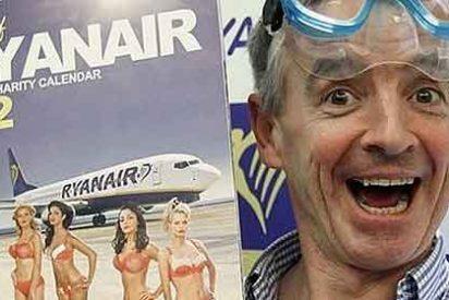 Ryanair acusa a Fomento de falsear datos sobre seguridad para dañar su imagen