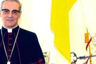 Santos Abril, legado papal a Albania