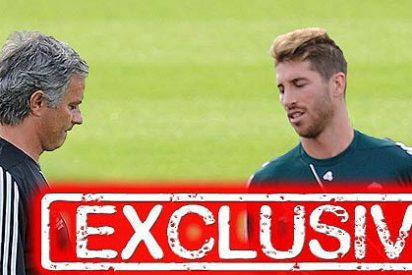 Situación límite en el Real Madrid: Divorcio entre Mourinho y Sergio Ramos