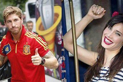 El futbolista Sergio Ramos y la televisiva Pilar Rubio, ¿nueva pareja de moda?